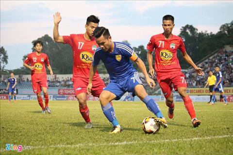 Tan HLV HAGL mung ra mat sau tran hoa 1-1 truoc Quang Nam hinh anh