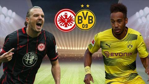 Nhan dinh Frankfurt vs Dortmund 20h30 ngay 2110 (Bundesliga 201718) hinh anh