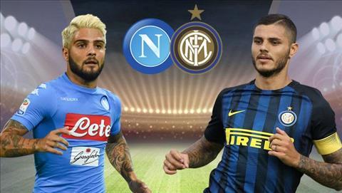 Nhan dinh Napoli vs Inter Milan 01h45 ngay 2210 (Serie A 201718) hinh anh