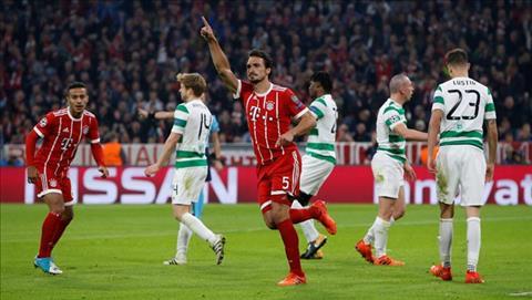 Nhan dinh Hamburg vs Bayern Munich 23h30 ngay 21/10 (Bundesliga 2017/18)