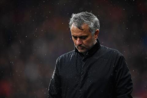 Thua Huddersfield, Mourinho do loi cho thoi tiet hinh anh