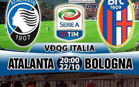 Nhan dinh Atalanta vs Bologna 20h00 ngay 2210 (Serie A 201718) hinh anh