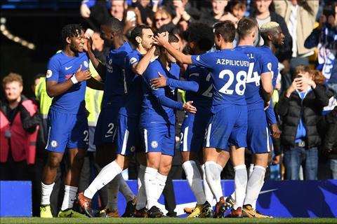 Nhung con so an tuong sau tran dau Chelsea 4-2 Watford hinh anh