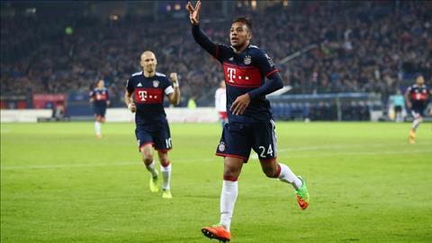 Hamburg 0-1 Bayern Munich Tuan trang mat cua HLV Heynckes chua cham dut hinh anh