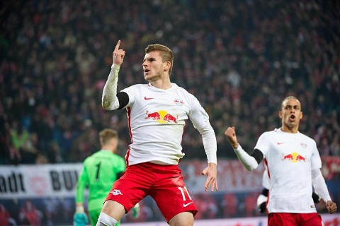 Timo Werner tha thinh Man United