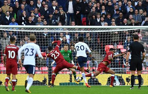 Tottenham 4-1 Liverpool Tham bai vi nhung van de quen thuoc hinh anh 2