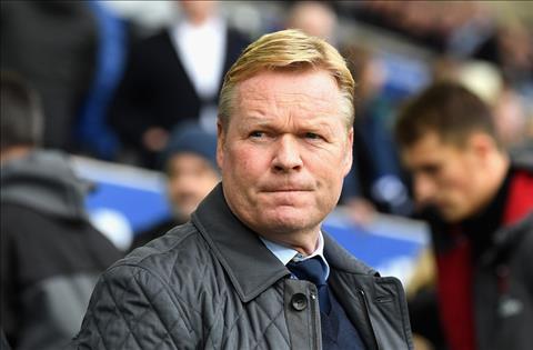 Vi Giroud HLV Ronald Koeman bi Everton sa thai hinh anh