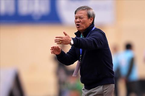 HLV Le Thuy Hai noi gi ve tham vong vo dich V-League cua tan GDKT HAGL hinh anh