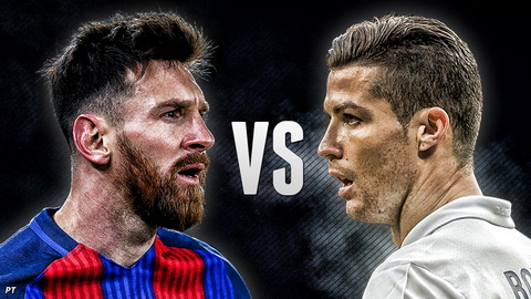 Ronaldo vs Messi Tieng gam sau cuoi cua su tu dau dan hinh anh