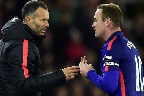 Giggs va Rooney