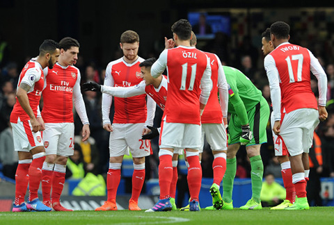 Lich thi dau cua Arsenal thang 11 mua giai 20172018 hinh anh