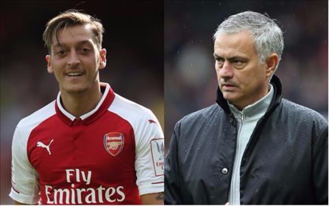 Mesut Ozil duoc cho la lot vao tam ngam cua M.U