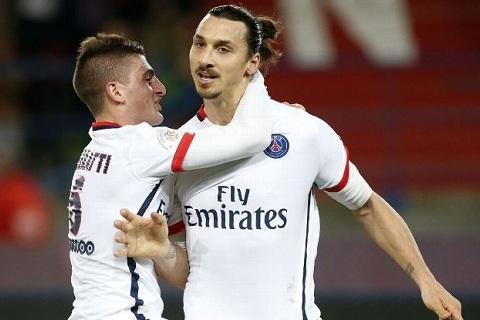 Sao PSG thua nhan mang on Ibrahimovic hinh anh