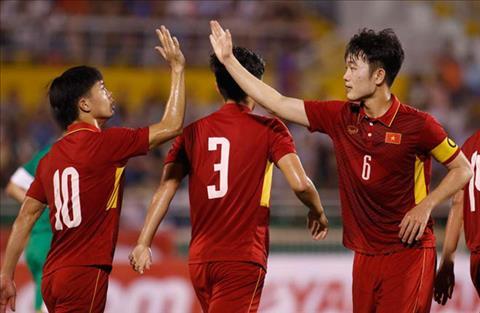 U23 Viet Nam co kha nang tao nen con dia chan tai VCK U23 chau A hinh anh