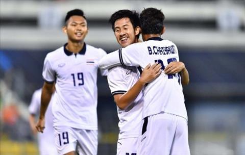 HLV U23 Thai Lan noi gi khi nam cung bang voi DKVD U23 Nhat Ban hinh anh