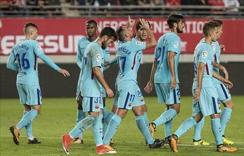 Murcia 0-3 Barca Kep phu len tieng, Blaugrana thang de hinh anh