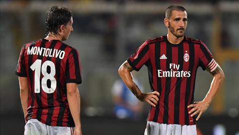 Nhan dinh Chievo vs AC Milan 01h45 ngay 2610 (Serie A 201718) hinh anh