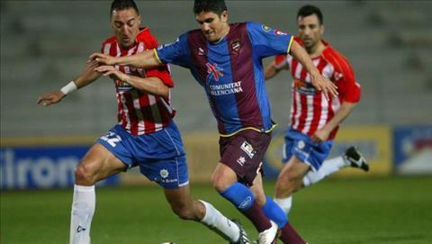 Nhan dinh Girona vs Levante 01h30 ngay 2710 (Cup Nha vua TBN 201718) hinh anh