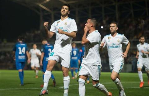 Fuenlabrada 0-2 Real Madrid Chat vat kho tin hinh anh