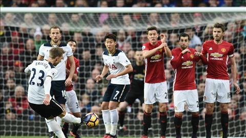 Tottenham cua Pochettino an dut Man Utd cua Mourinho hinh anh
