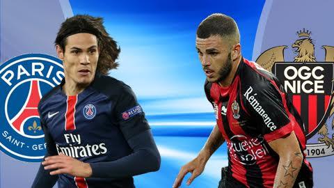 Nhan dinh PSG vs Nice 01h45 ngay 2810 (Ligue 1 201718) hinh anh