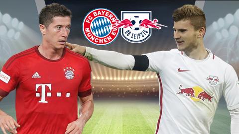 Nhan dinh Bayern Munich vs RB Leipzig 23h30 ngay 2810 (Bundesliga 201718) hinh anh