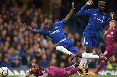 Conte thua nhan Chelsea khong the thieu Kante hinh anh