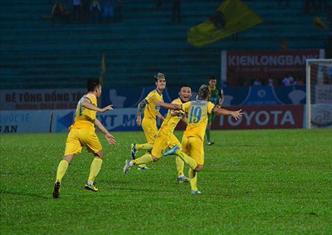 Tong hop Long An 0-2 Thanh Hoa (Vong 23 V-League 2017) hinh anh