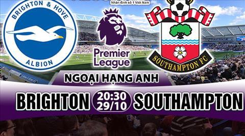 Nhan dinh Brighton vs Southampton 20h30 ngày 2910 (Premier League 201718) hinh anh