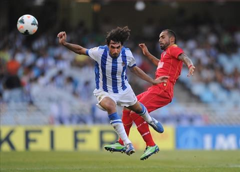 Nhan dinh Getafe vs Sociedad 18h00 ngay 2910 (La Liga 201718) hinh anh