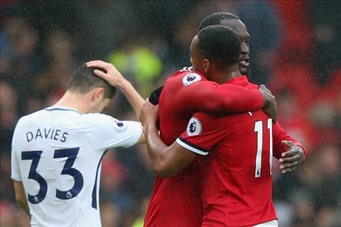 Nhung thong ke an tuong sau tran dau MU 1-0 Tottenham hinh anh 2