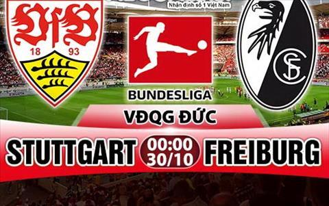Nhan dinh Stuttgart vs Freiburg 00h00 ngay 3010 (Bundesliga 201718) hinh anh