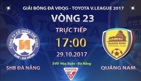 Da Nang vs Quang Nam