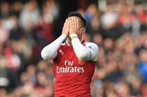 Du am Arsenal 2-1 Swansea Noi that vong Sanchez hinh anh 2
