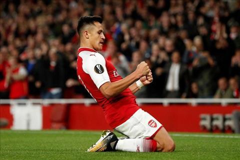 Arsenal quyet dinh tuong lai tien dao Alexis Sanchez hinh anh