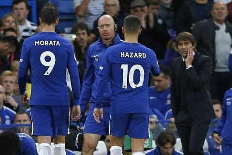 Chelsea sa sut vi HLV Antonio Conte hinh anh 2
