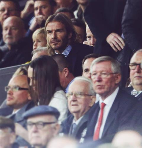 Beckham vs Palace