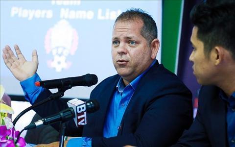 HLV Campuchia tu tin gianh ve du Asian Cup 2019 neu danh bai Viet Nam hinh anh