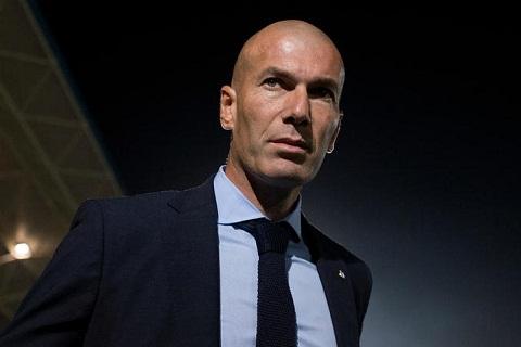 HLV Zinedine Zidane tin Real se tro lai manh me hinh anh 2