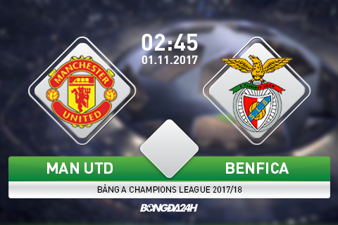Man Utd vs Benfica (2h45 ngay 111) Nhe nhang pha ky luc, thang tien vong knock-out hinh anh