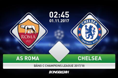 Roma vs Chelsea (2h45 ngay 111) Ngay ve kinh di cua Conte hinh anh 3