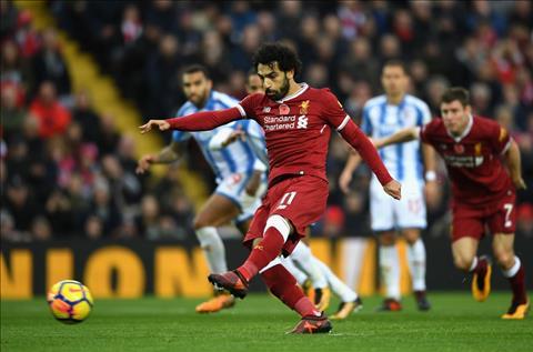 Tien ve Mohamed Salah la tan binh tot nhat EPL hinh anh 2