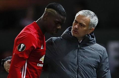 HLV Mourinho lai tiep tuc gay bat ngo khi noi ve Paul Pogba hinh anh