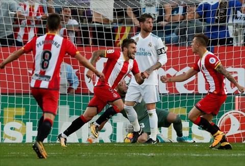 Girona 2-1 Real Khi nguoi Catalan khong muon cho qua hinh anh