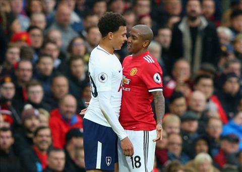 Sao Tottenham hoi han nhan trach nhiem cho tran thua MU hinh anh