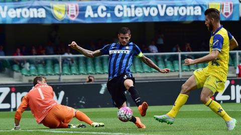 Nhan dinh Verona vs Inter Milan 02h45 ngay 3110 (Serie A 201718) hinh anh