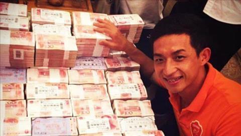 CLB Trung Quoc mung len hang nhu Mayweather hinh anh