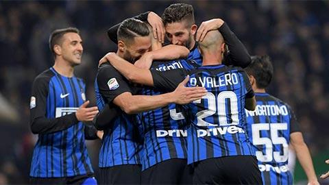 Inter Milan khoi dau tot nhat trong lich su Serie A hinh anh