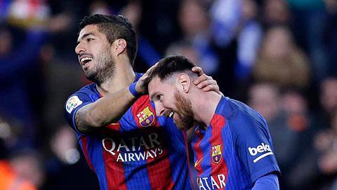 Lich thi dau cua Barcelona thang 11 mua giai 201718 hinh anh