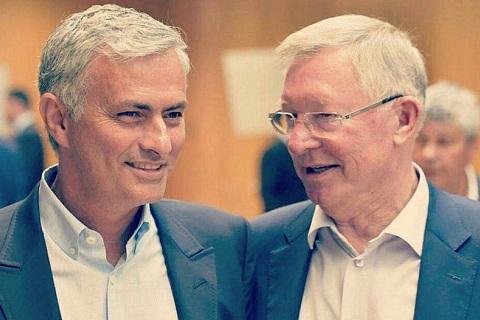 Mourinho va Ferguson